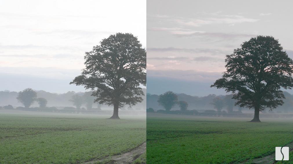 צילום בתנאי ערפל, Spectral Edge