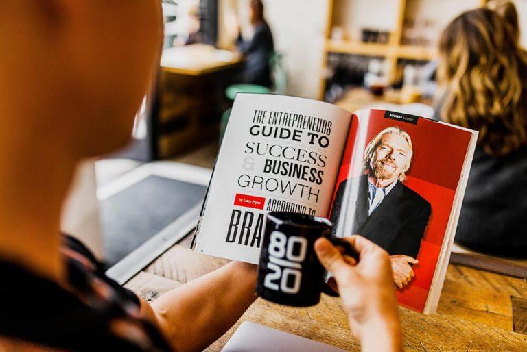 7 ספרי עסקים ויזמות מומלצים