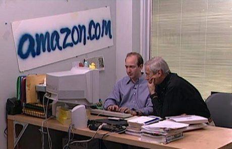 איך האיש העשיר בעולם הפך חנות ספרים לענקית מסחר טכנולוגית?